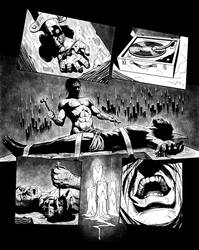 Casefile: Arkham Ch2 pg18 by PatrickMcEvoy