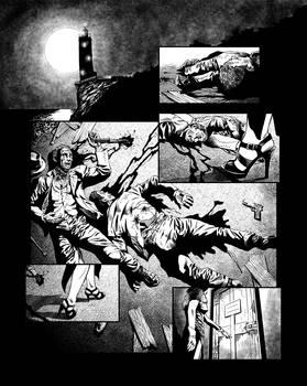 Casefile: Arkham - Her Blood Runs Cold, page 10