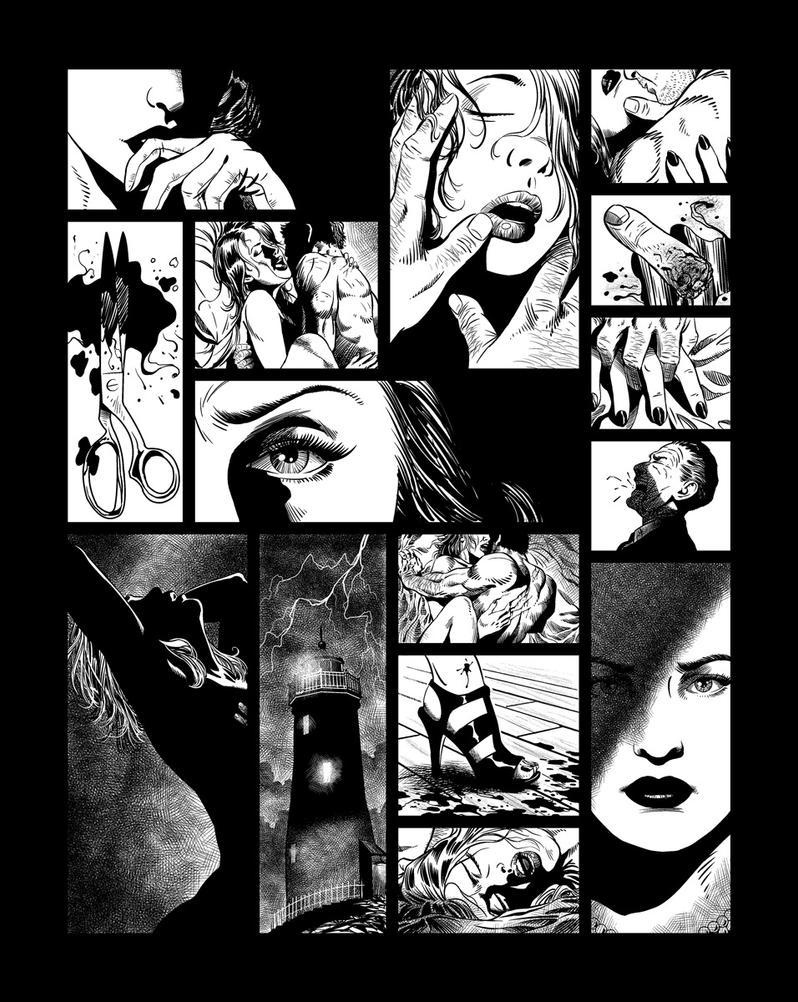Casefile: Arkham - Her Blood Runs Cold, Ch4pg6 by PatrickMcEvoy