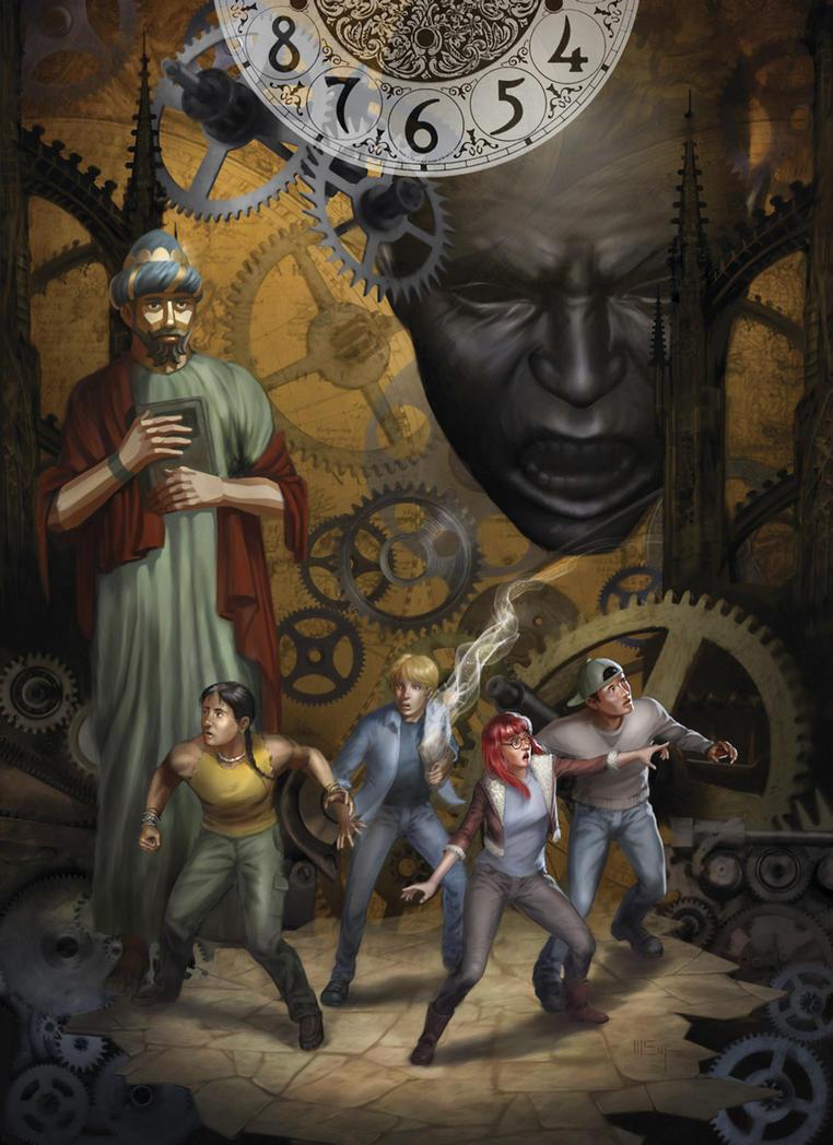 The Clockwork Thief by PatrickMcEvoy