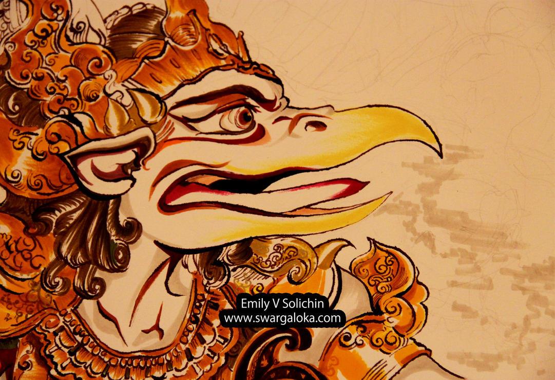 Garuda By Emilyvs On DeviantArt