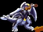 [Collab]Pokemon Orchestral - Garchomp with Violin