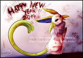 [Creepypasta]Happy New Year!!! by Gartendrache