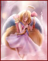 [ValentinesDay2019]Rachel Cupid by Gartendrache