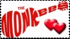 Monkees stamp I by HoorayForSeymour