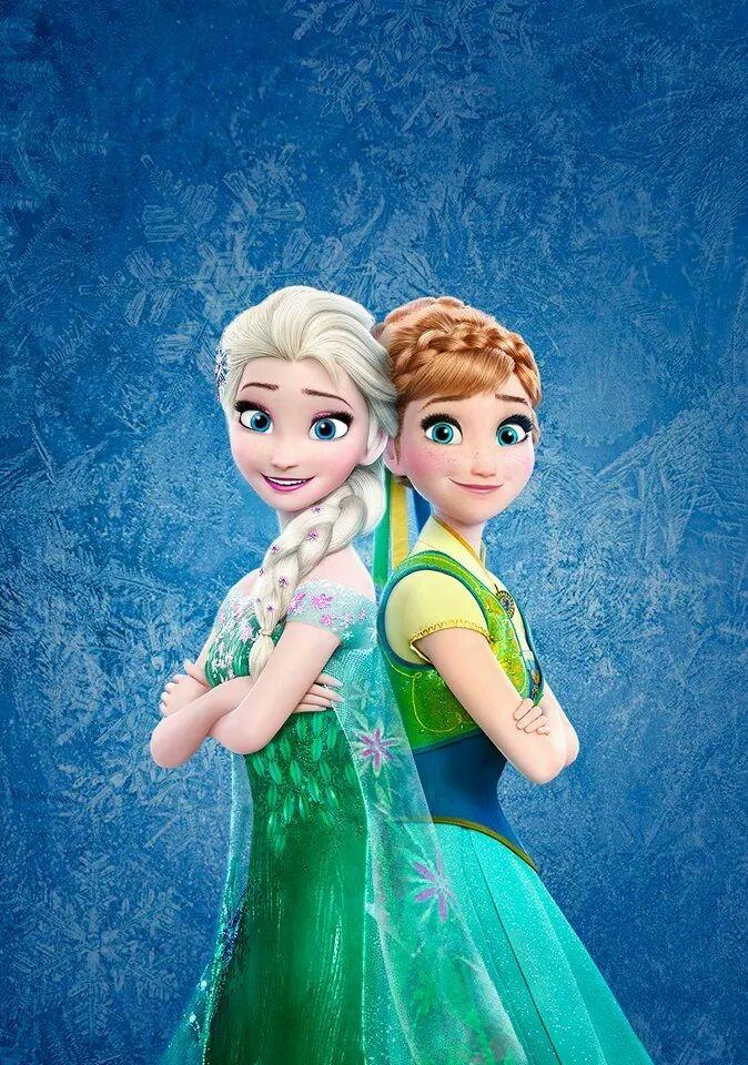 frozen fever Elsa and anna 3 by queenElsafan2015 on DeviantArt