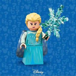lego Elsa by queenElsafan2015