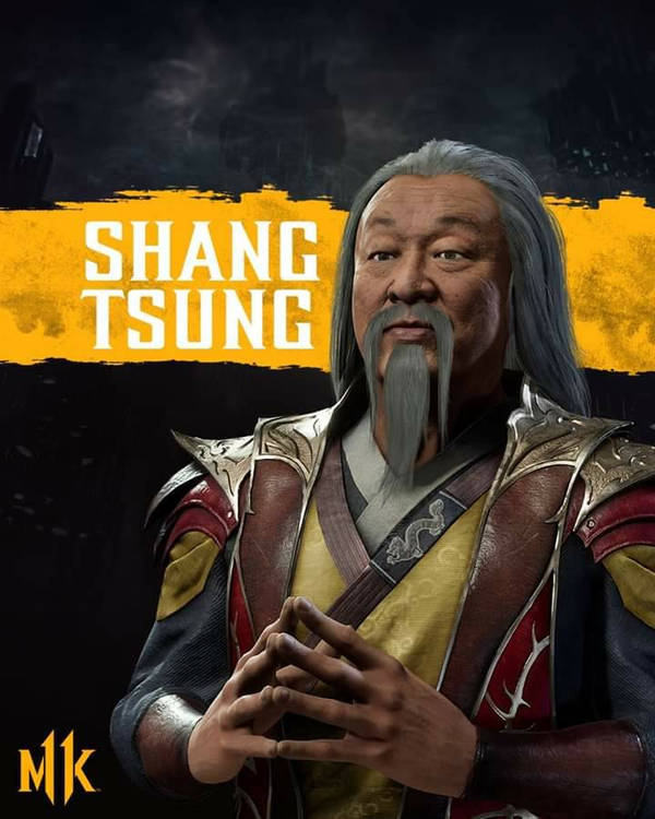 mk11 Shang tsung  by queenElsafan2015