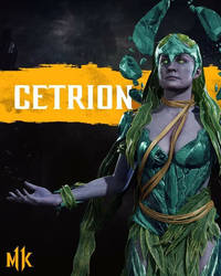 Mk11 cetrion  by queenElsafan2015
