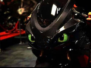 toothless Motorcycle