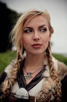 Viking babe