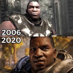 Evolution of Augustus cole Gears 1-5
