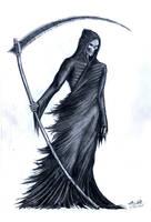 Grim Reaper by GrimShady