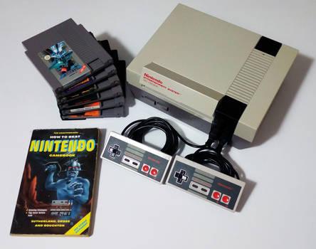 The Nintendo Entertainment System.