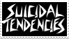 Suicidal Tendencies stamp by R4DIO-HAZARD