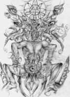 the devourer by R4DIO-HAZARD