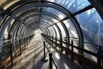Pompidou Tunnel by PoppyHunter