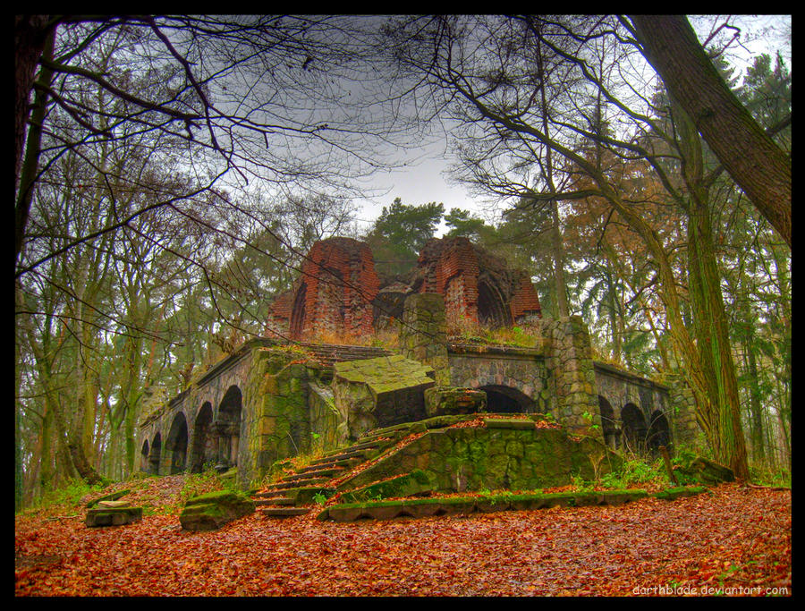 Ruins 3- Quistorpturm by darthblade