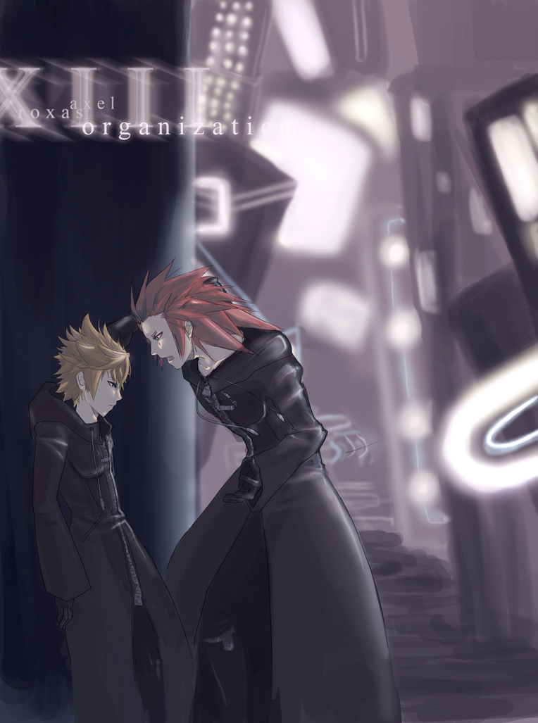 KH: Traitor by Norikuu