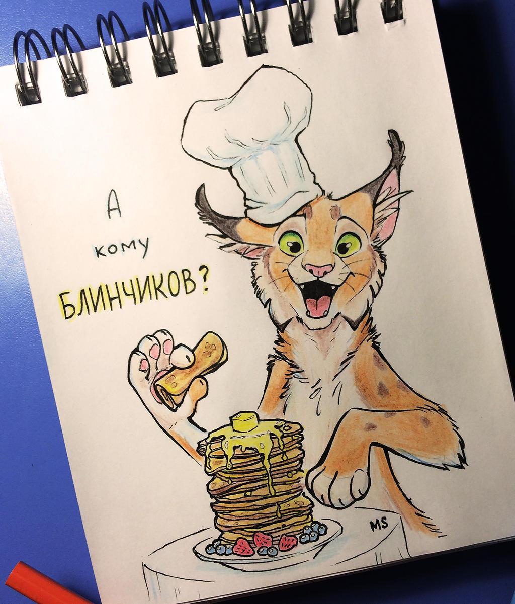 Pancake week by multyashka-sweet