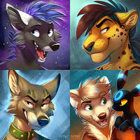 Icons by multyashka-sweet