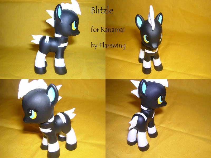 Blitzle by flarewingpwny