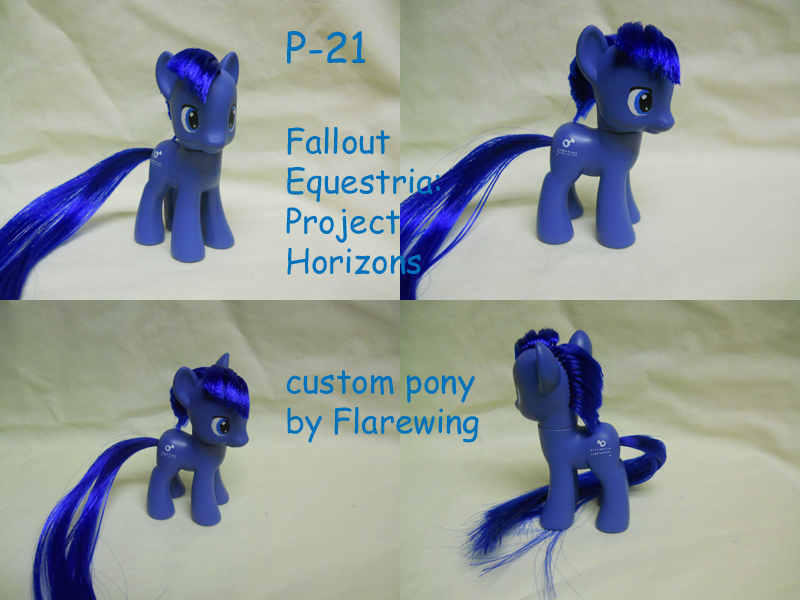 Squishy Collection Fallout Horizons : FoE:PH P-21 by flarewingpwny on DeviantArt