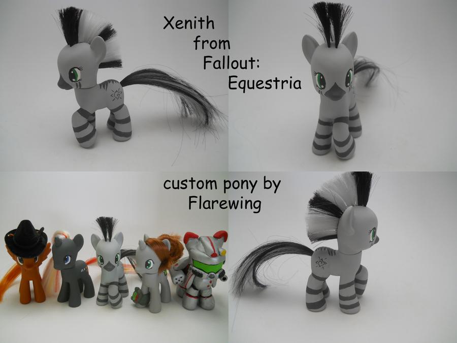 Fo:E Xenith by flarewingpwny