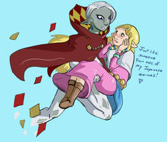 oh lord ghirahim oh