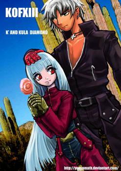 Kula Diamond and K'