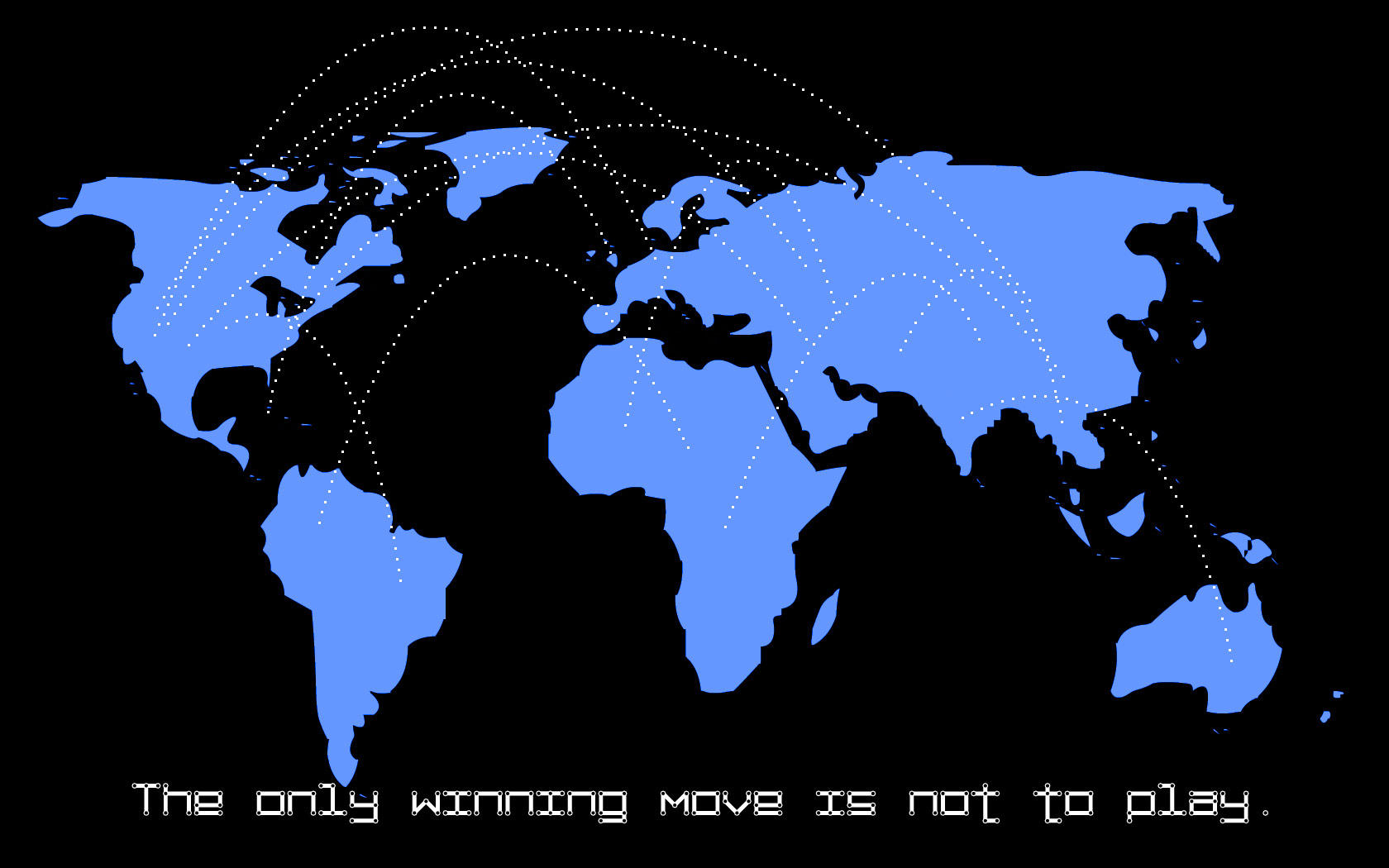 Global Thermonuclear War by ST4TIK on DeviantArt