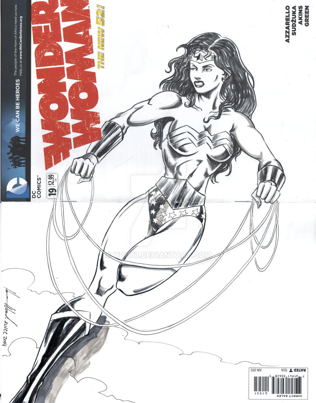WW cover by hdub7