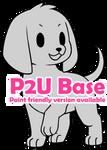 P2U - Chibi Beagle base