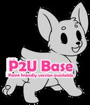 P2U - Chibi Corgi base