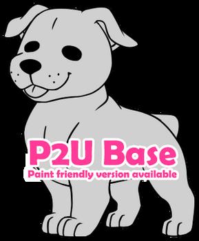 P2U - Chibi Pittie base