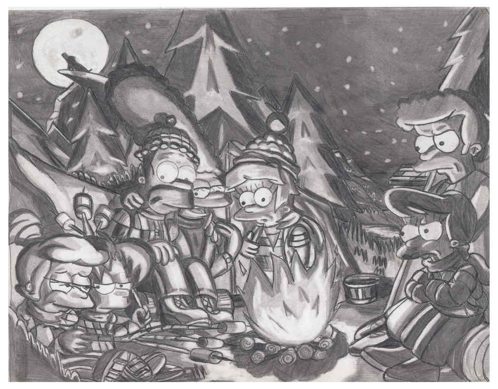 2003.Camping by simpspin