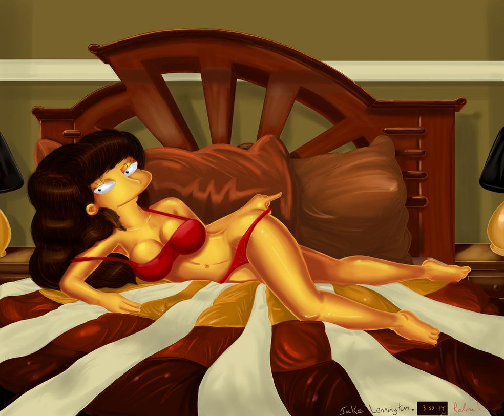 Jessica Lovejoy Rework v4. by simpspin