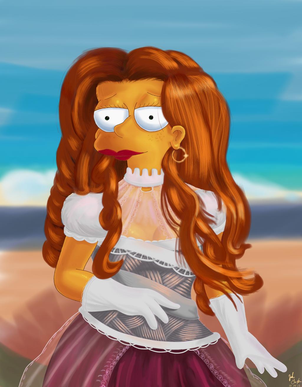 Classy Felecia Simpson... by simpspin