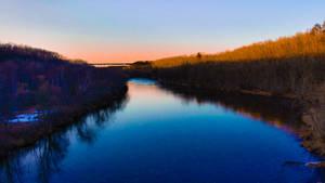 Kettle River Bridge by simpspin