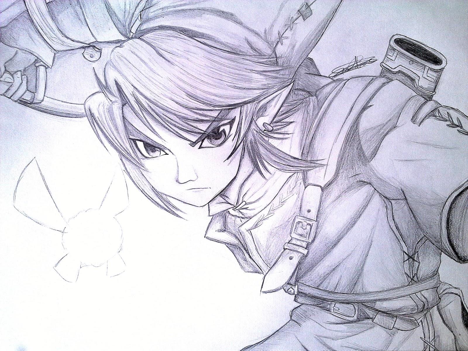 Link. by ClaudiaMendozAn
