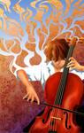 WIP Cello Player