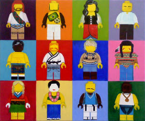 The New Evolution of Lego-kind