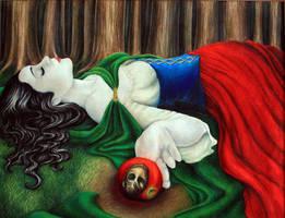 Snow White... by ash-night-k