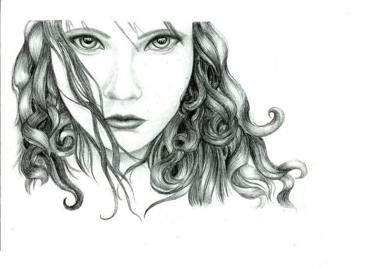 Dark Curls by ash-night-k