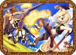 Final Fantasy IX Vivi Vs Zidane