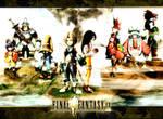 Final Fantasy IX Wallpaper