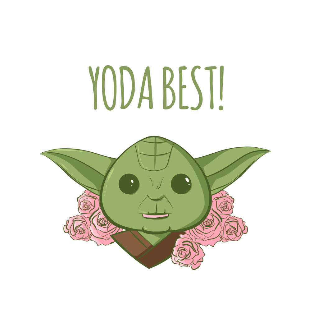 Yoda Best! By DonCorgi Yoda Best! By DonCorgi