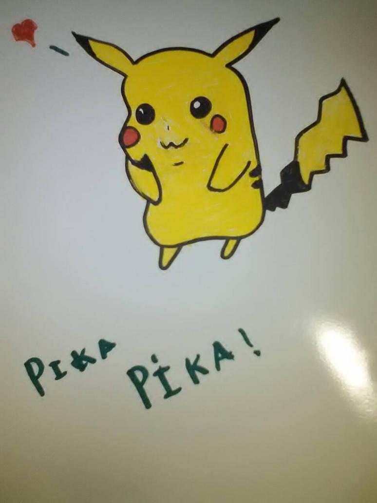 pikachu by rockinkelly1998