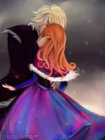 Frozen | Kristanna by MitsouParker
