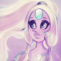 Opal Speedpaint by MitsouParker
